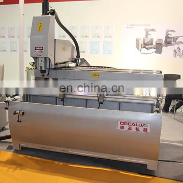 Factory supply 3 axis industry aluminum profile cnc milling machine