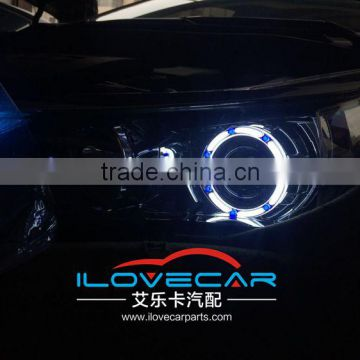3D LED angel eye /led car angel eye for auto lighting, wholesale price for auto led