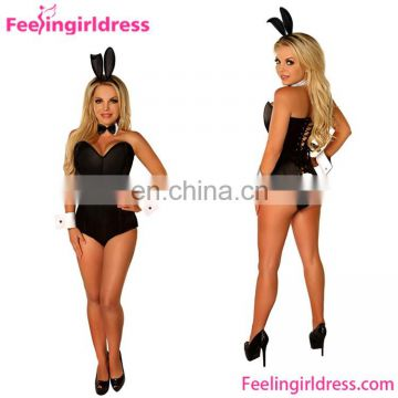 High Quality Lady Black Sexy Adult Animal Movie Costume