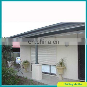 thin thickness aluminum window styles roller shutter