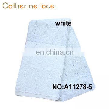 Catherine Suppliers African Bridal Beaded Fabric And French Lace Wholesales