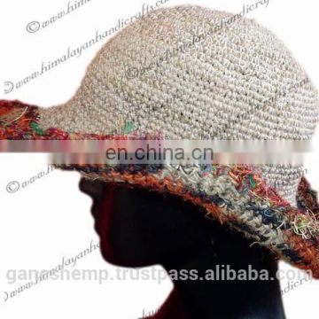 Wire Brim Hat HCWB 0001