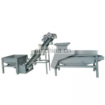 automatic almond huller machine line for sale