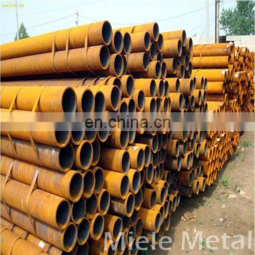 q235 carbon steel weld pipe for petroleum industry