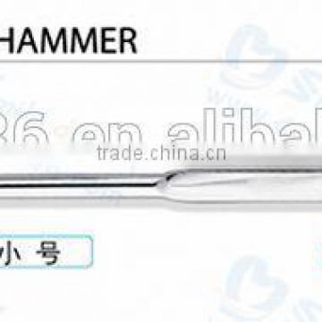 Laboratory hammer dental instrument for dental use dental diagnostic instrument