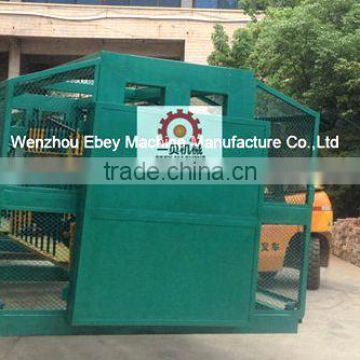 Polypropylene Polyester Making Flax Wrie Rope Twisted Machine