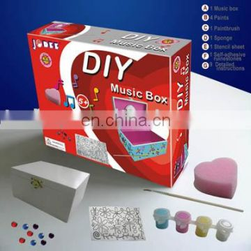 mini digital music box / baby mobile music box/ diy music box