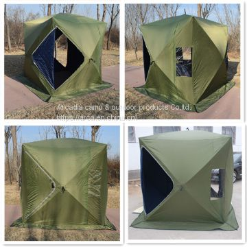 2018 sturdy and durable factory hot sales Fishing Tent F01