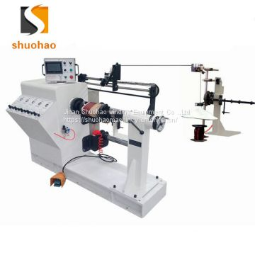 auto coil winding machine