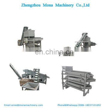 Automatic  Walnut shelling Production Line-  Walnut peeling Machine Walnut Shelling Machine
