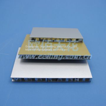 Diversity Honeycomb Plate Stone Composite Plate