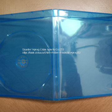 Blank blue ray storage Case blue ray storage box blue ray storage cover 11mm single rectange cheap price in good quality