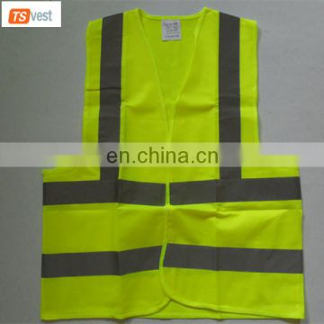 Yellow Reflective Security Protective Clothing