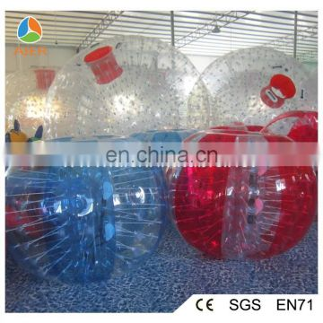 Inflatable bubble football,bumperz bubble football