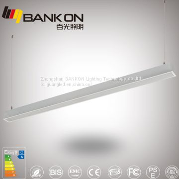 led High lumen and brightness led linear light linear light 50W