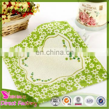 Hot Sale Printed Dish Cloth Cotton Kitchen Towel