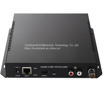 HDMI CVBS HD video encoder