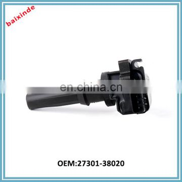 Motor Parts And Accessories OEM 27301-38020 Ignition Coil For Sale for KIAs Magentis Optima Hyundai Santa Fe Sonata