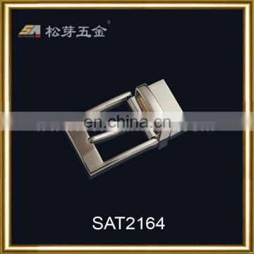 Factory direct new style stainless steel buckle belt for men