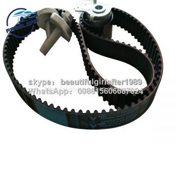 Factory supply timing belt kit oem 7701477380 belt size 89RU25 for on