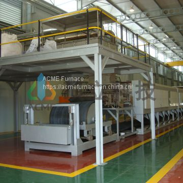 Steel Belt Reduction Furnace