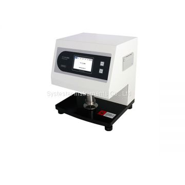 Mechanical Contact Packing Material Thickness Meter Auto Plastic Film Thickness Testing Machine THI