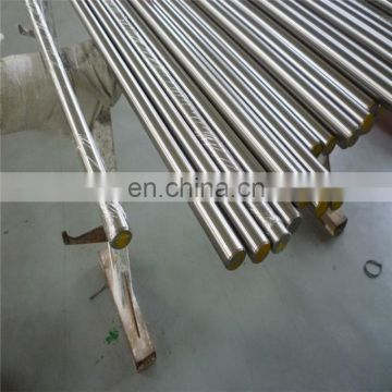chrome plated Stainless steel round bar 310s 304