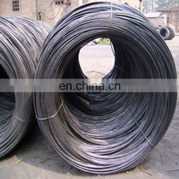BWG8 100KG low price soft oiled Black AnneaI Iron Wire for binding/tie
