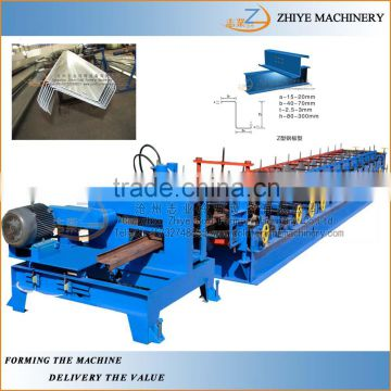 Steel Profile Shaping C Z Purlin Roll Forming Machine/ C Z Shaped Purlin Cold Forming Machine
