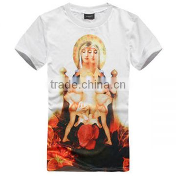 professional sublimation t shirt,long style t shirts for sublimation printing,custom sublimation t shirts blank