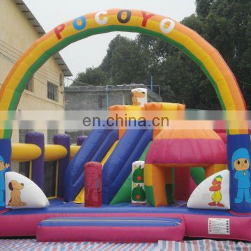 giant inflatable fun city,inflatable funny playground