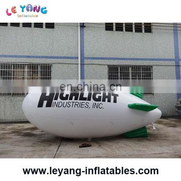 2017 new giant inflatable blimpfor sales, inflatable advertising cartoon
