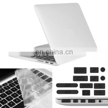 All Port Frosted Case + TPU Keyboard Film Cover Protector forMacBook Pro 15.4 Inch