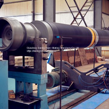 spool roll for paper machine