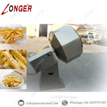 Automatic French Fries Seasoning Machine