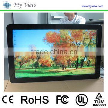 "Wall mount 32"" Floor Standing touch Screen display indoor lcd advertising player usb digital advertising kiosk 32"" US $402-580"