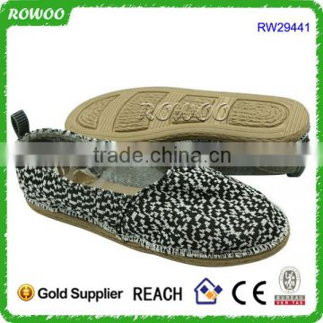 Wholesale Espadrille Jeans Shoes China Fashion Canvas Casual Shoes