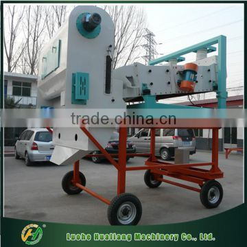 Complete sets of durum wheat cleaner with wheels