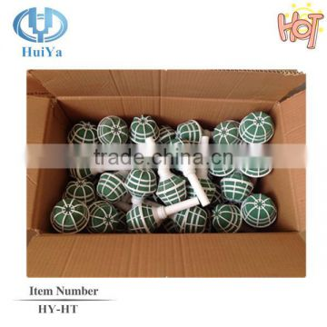 wet flower floral foam green color rectangle brick for fresh and artifical flower arrangement and decoration