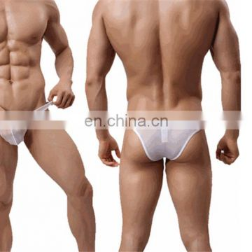 Wholesale Cheap Sexy Men Briefs Transparent Men Underwear
