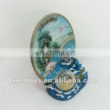 lovely resin figuer for home decoration