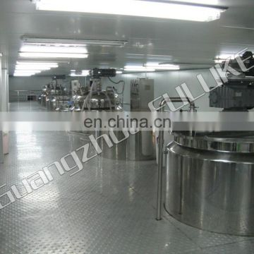 FLK CE Hot Sale liquid soap making machine manufactural
