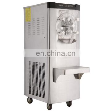 Commercial gelato hard ice cream machine