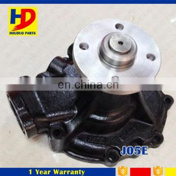 Diesel Engine Parts J05E Water Pump For Hino SK200-8