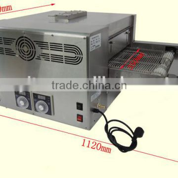 gas pizza oven/outdoor pizza oven/electric conveyor pizza oven