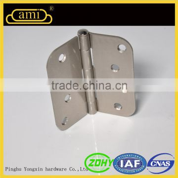 load-bearing 30Kg one piece good surface treatment colored click clack sofa hinge