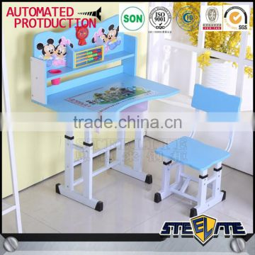 Beautiful Good Quality Mickey Mouse Kids Desk Kids Study Table Design  Childrens Table And Chair Set ...