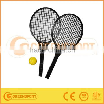 Hot sale baby tennis racket for kids tennis racket set badminton racket with shuttlecock