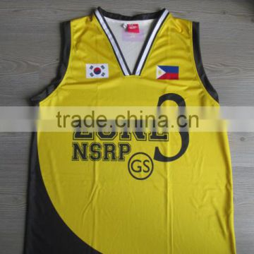 099453d4a989 TVP HIGH QUALITY Dye Sublimation Basketball Jersey
