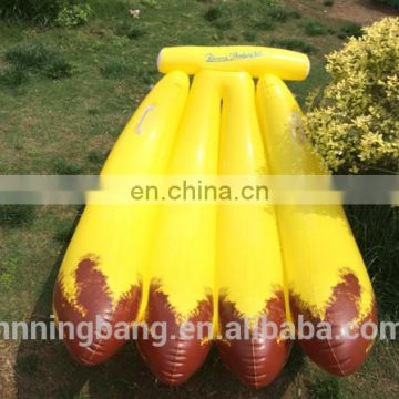 Banana Inflatable Pool Float Water Toys with pump